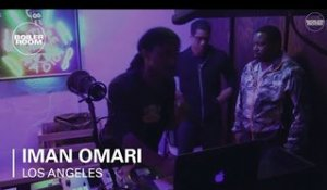 Iman Omari Boiler Room Los Angeles DJ Set