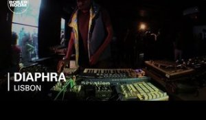 Diaphra Boiler Room Lisbon Live Set
