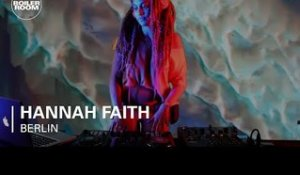Hannah Faith Bread & Butter x Boiler Room Berlin DJ Set