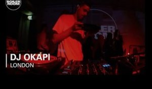 DJ Okapi Boiler Room London DJ Set