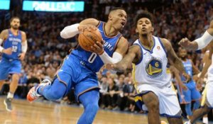 NBA - [Focus] Westbrook était en mission
