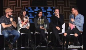 Silversun Pickups Discuss Their New Music | In Studio