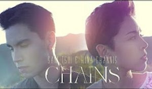 Chains (Nick Jonas) - Sam Tsui & Kina Grannis Cover