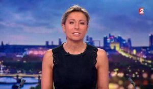 France 2 : Anne-Sophie Lapix adresse un message subtil à sa direction