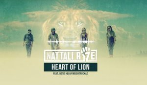Nattali RIze Ft. Notis Heavyweightrockaz - Heart Of A Lion [Official Video]
