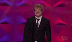 "Ed Sheeran: ""If Julie Greenwald Fights In Your Corner, You're Gonna Win"" 