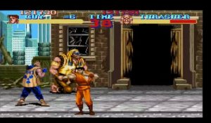 zeSangsue joue à Final Fight (snes) (04/12/2017 09:01)