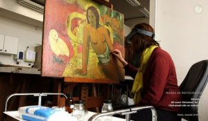 "Secrets de fabrication : ""Vairumati"" de Paul Gauguin"