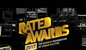 Charlie Sloth wins Rated Awards 2017  - BEST DJ