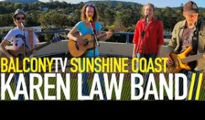 KAREN LAW BAND - ALL I NEED (BalconyTV)