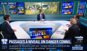 Collision mortelle à Millas: Les passages à niveau, un danger connu