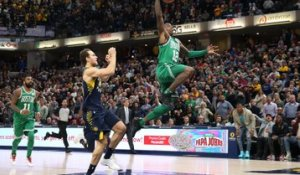 NBA : Rozier assassine Indiana dans le Top 10