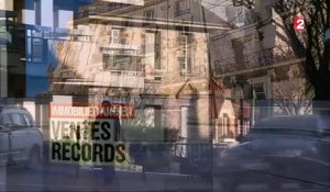 Immobilier ancien : ventes records