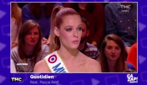 Miss France tacle Geneviève de Fontenay