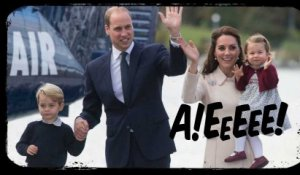Kate Middleton et le prince William : Leur carte de Noël ratée !