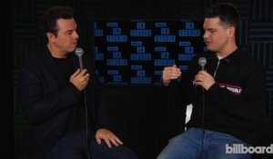 "Seth MacFarlane talks about the interesting recording process for his Grammy nominated album ""In Full Swing"" 