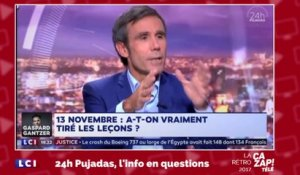 David Pujadas sort de ses gonds en direct !