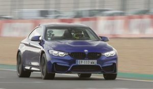 Supertest BMW M4 CS 2017