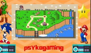 psykogaming live Super Mario World Return to Dinosaur Land (Hack) (10/01/2018 21:19)
