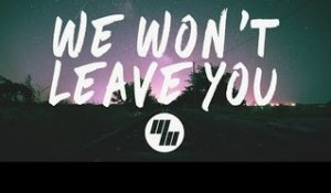Steve Void - We Won't Leave You (Lyrics / Lyric Video) Paperwings Remix, With Syence
