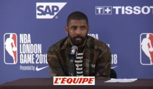 Basket - NBA - Celtics : Irving «Maintenir le cap»