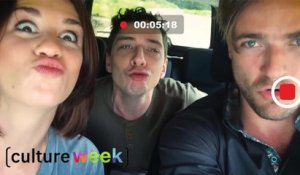 Culture Week by Culture Pub : selfies macabres et test de grossesse