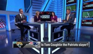 How will the 'Tom Coughlin effect' impact Jaguars vs. Patriots?