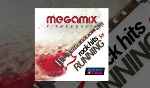 E4F - Megamix Fitness Rock Hits For Running - Fitness & Music 2018