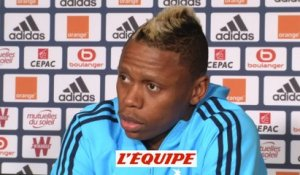 Foot - L1 - OM : Njie «Aller le plus haut possible»