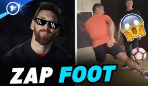 Zap Foot : le tuto de Messi, la collection de crampons de Mbappé