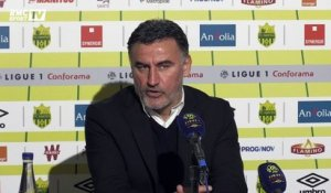 "Galtier : ""Un point inespéré"""