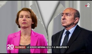 Service national : sera-t-il obligatoire ?