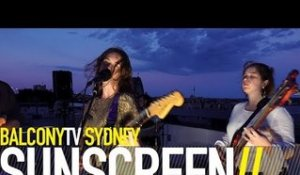 SUNSCREEN - TIDE (BalconyTV)