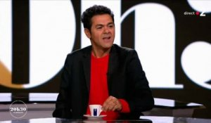 Quand Thomas Sotto mouche Jamel Debbouze sur France 2