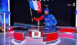 JO-2018 : Martin Fourcade, le plus grand champion olympique français