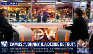 Testament de Johnny: Jean-Claude Camus prend la défense de Laeticia (2/2)