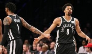NBA : Brooklyn stoppe sa chute contre Chicago