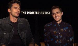 James Franco et Dave Franco dans The disaster artist - Interview cinéma