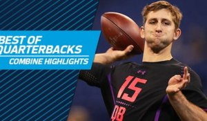 Best of quarterbacks | 2018 NFL Combine