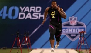 Da'Ron Payne runs a sub-5 40-yard dash at 311 pounds