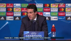 Late Football Club - La réaction d'Unai Emery après PSG - Real Madrid