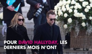 David Hallyday : Le tendre message de son ex Estelle Hallyday