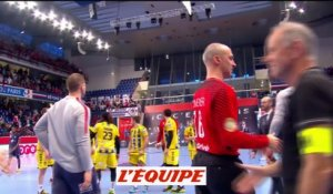 Paris sans trembler - Handball - Coupe