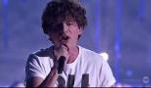 Charlie Puth Sings 'How Long' at iHeartRadio Music Awards