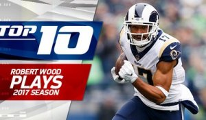 Top 10 Robert Woods plays | 2017 season