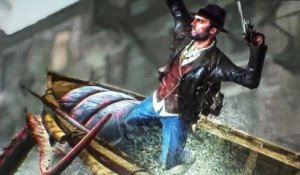 THE SINKING CITY Gameplay Demo
