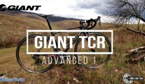 Bike Vélo Test - Cyclism'Actu a testé  le Giant TCR Advanced