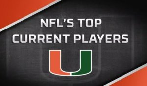 Ranking the best Miami alumni in the NFL