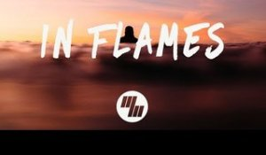 Dabin - In Flames (Lyrics / Lyric Video) ft. Lexi Norton