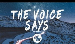 Kasbo - The Voice Says (Lyrics / Lyric Video) feat. Charlie Kim